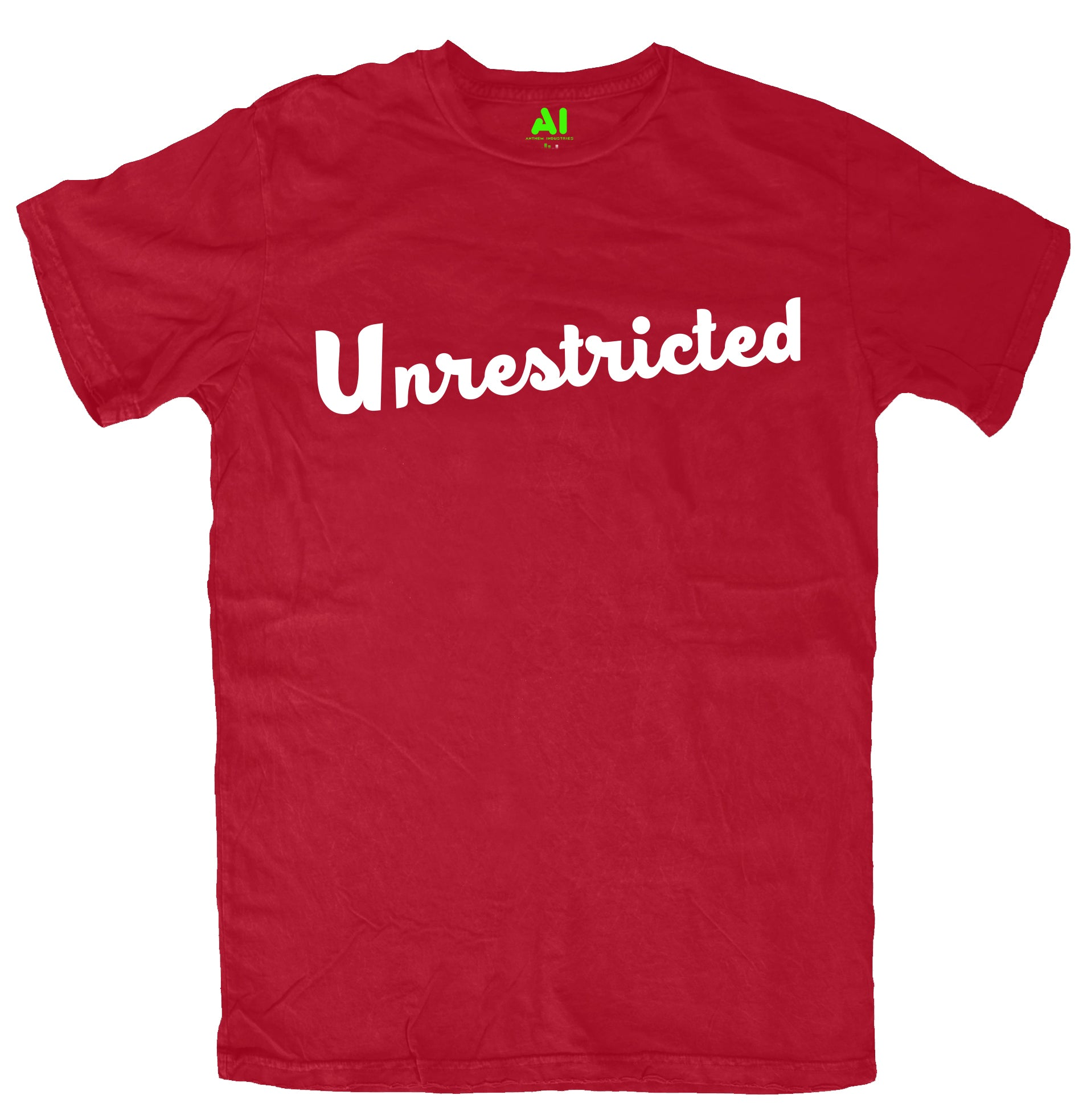 Unrestricted Tee