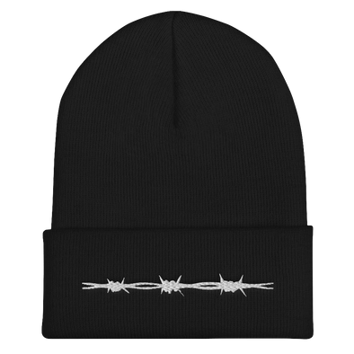 Barbed Wire Beanie