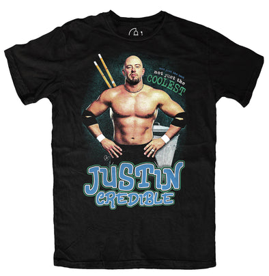 JUSTIN CREDIBLE: Not Just The Coolest Tee