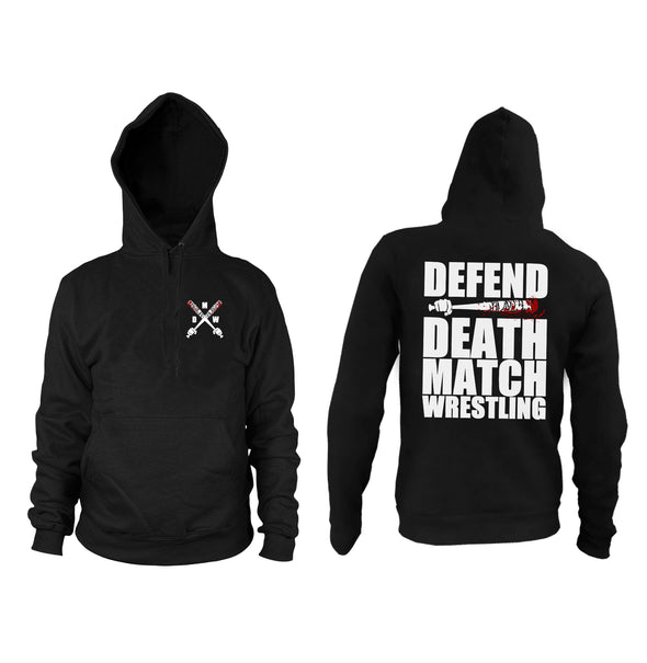 Defend Death Match Wrestling Hoodie