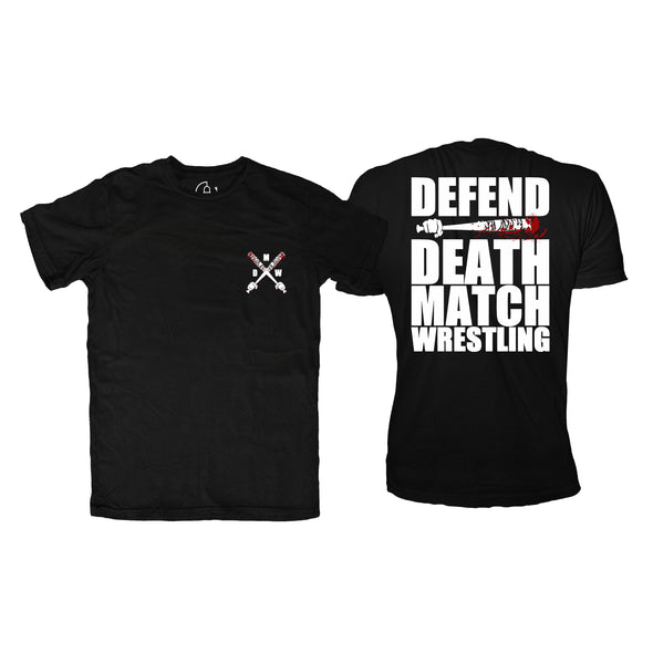 Defend Death Match Wrestling Tee