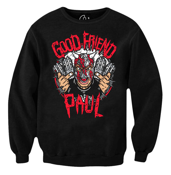 Good Friend Paul Crew Neck