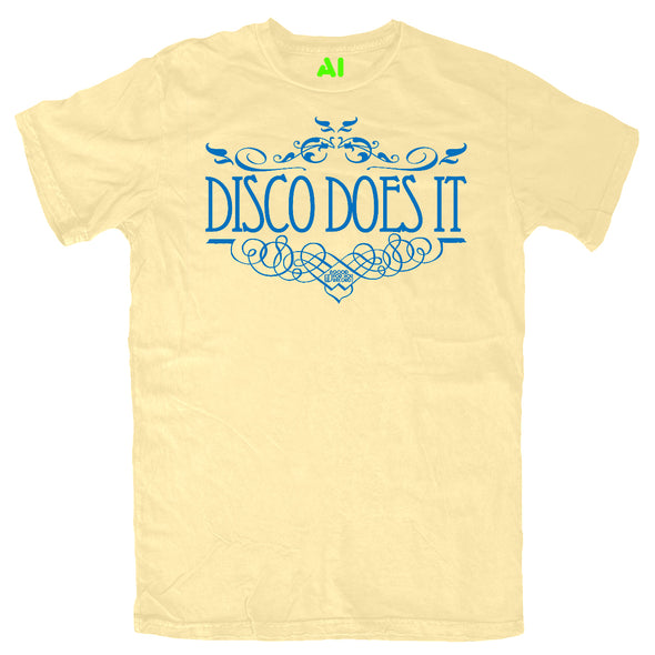 Disco Does It Tee