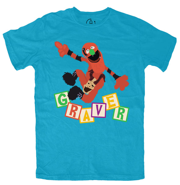 G is for G-RAVER Tee