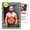 Nick Gage Trading Card