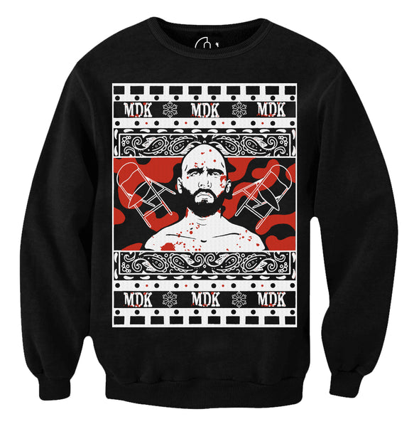 Nick Gage Ugly Sweater