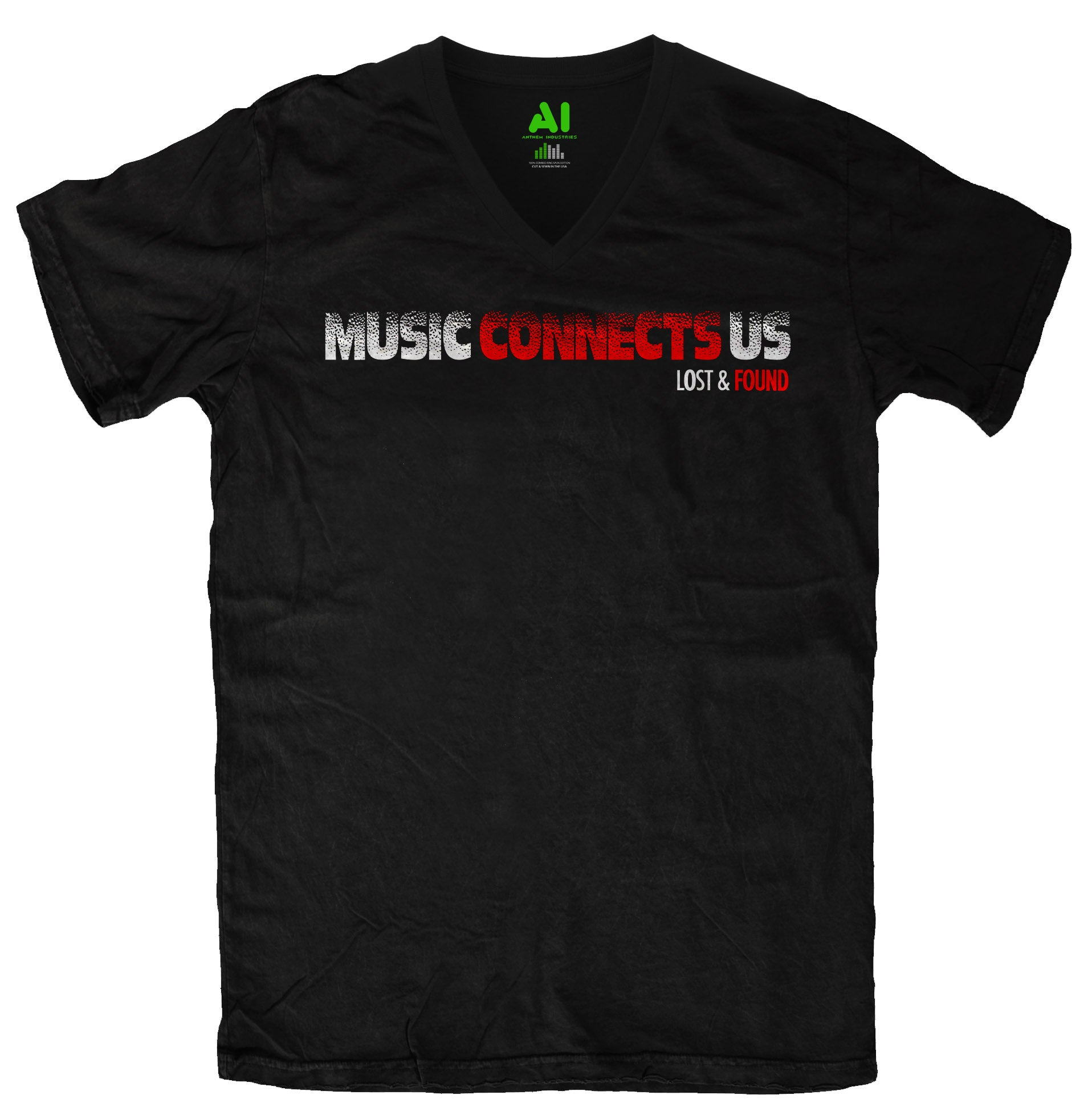 Music Connects Us Tee