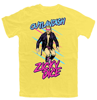 The Official OUTLANDISH TEE™ [YELLOW]