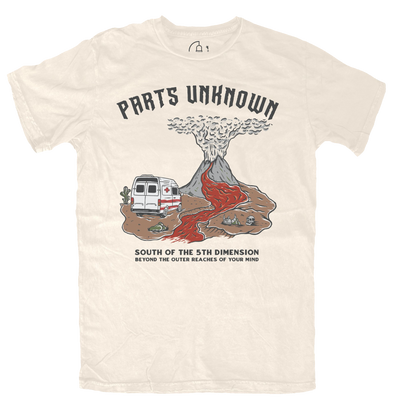 Parts Unknown Tee