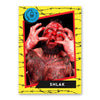 Death Match Darlings Trading Card Set