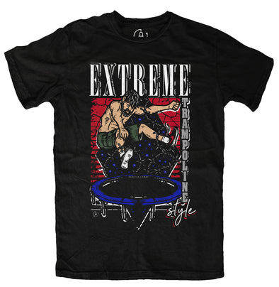 Extreme Trampoline Style Tee