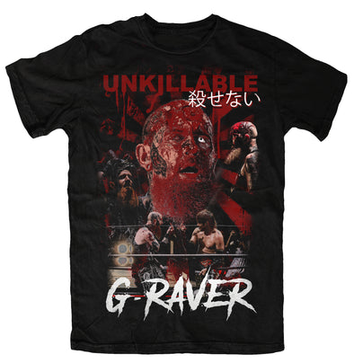 G-RAVER: UNKILLABLE Tee