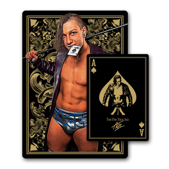 Ace Austin Playing Card