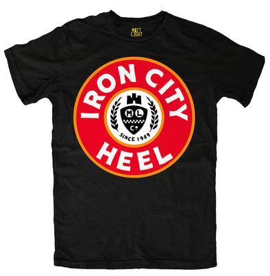 Matt Light: Iron City Heel Tee