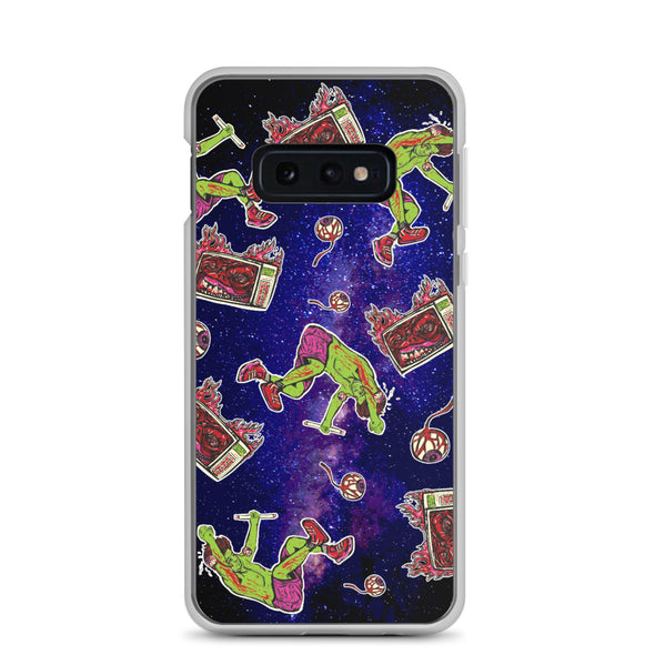 To Infinity Samsung Case