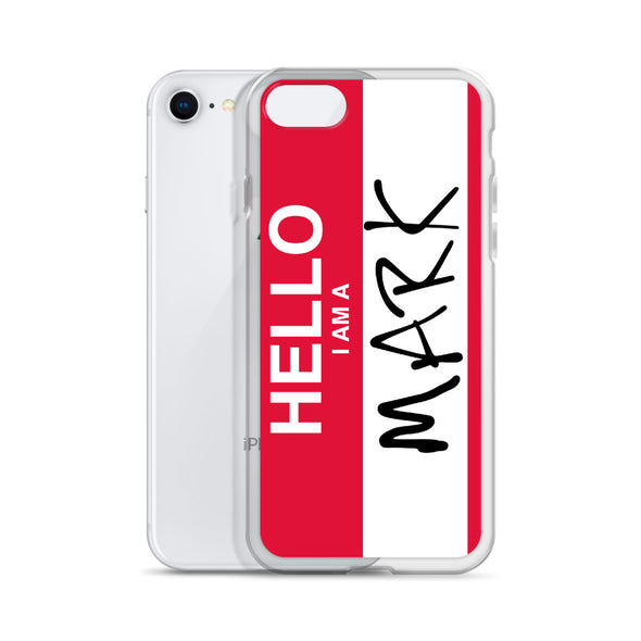 MARK iPhone Case