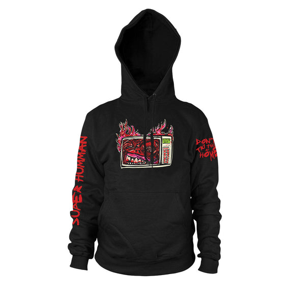 SUPER HUMMAN: Microwave From Hell Hoodie