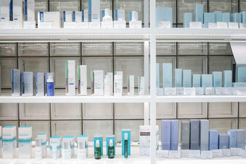 Medical-Grade skin care products