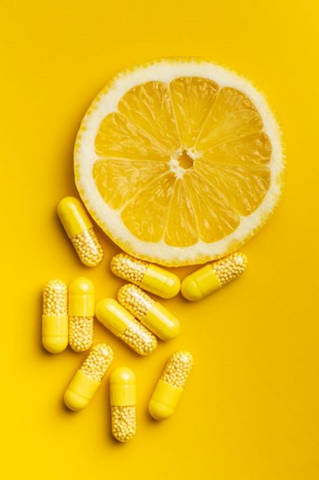 vitamin-c skin care tablets