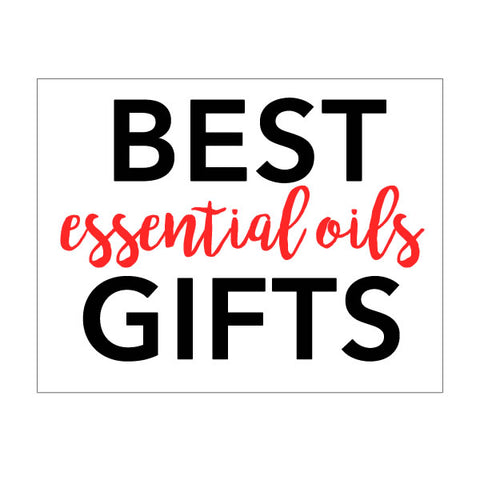 The Best Gifts for the Essential Oils Obsessed