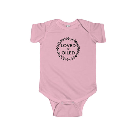 Loved & Oiled - Baby Essential Oil Onesie