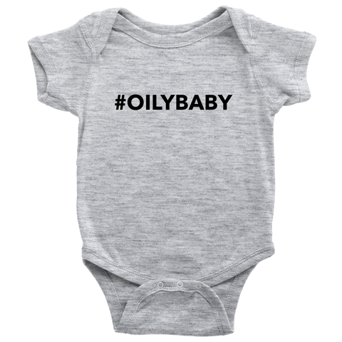 Oily Baby One Piece Bodysuit