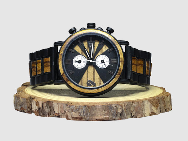 Red Du Wooden Sunglasses