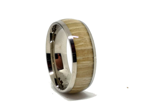 Milky way - Titanium Wooden Rings - Touchwood