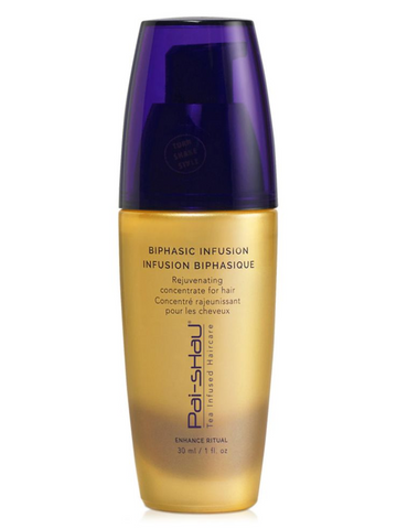 Pai-Shu Biphasic Infusion Rejuvenating Concentrate For Hair