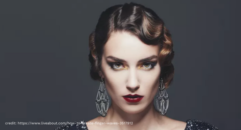 finger wave trend 2020