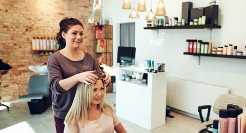 how to talk to your hairstylist