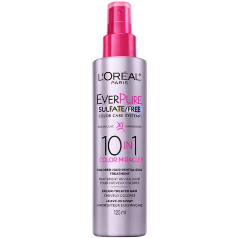L'Oréal Paris EverPure 10 in 1 Color Miracle