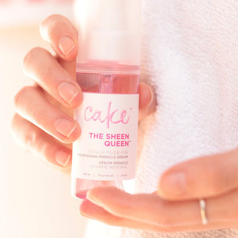 Cake Beauty Cake The Sheen Queen® Nourishing Miracle Serum