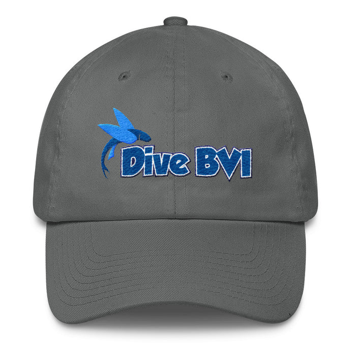 Dive BVI Flying Fish Cap