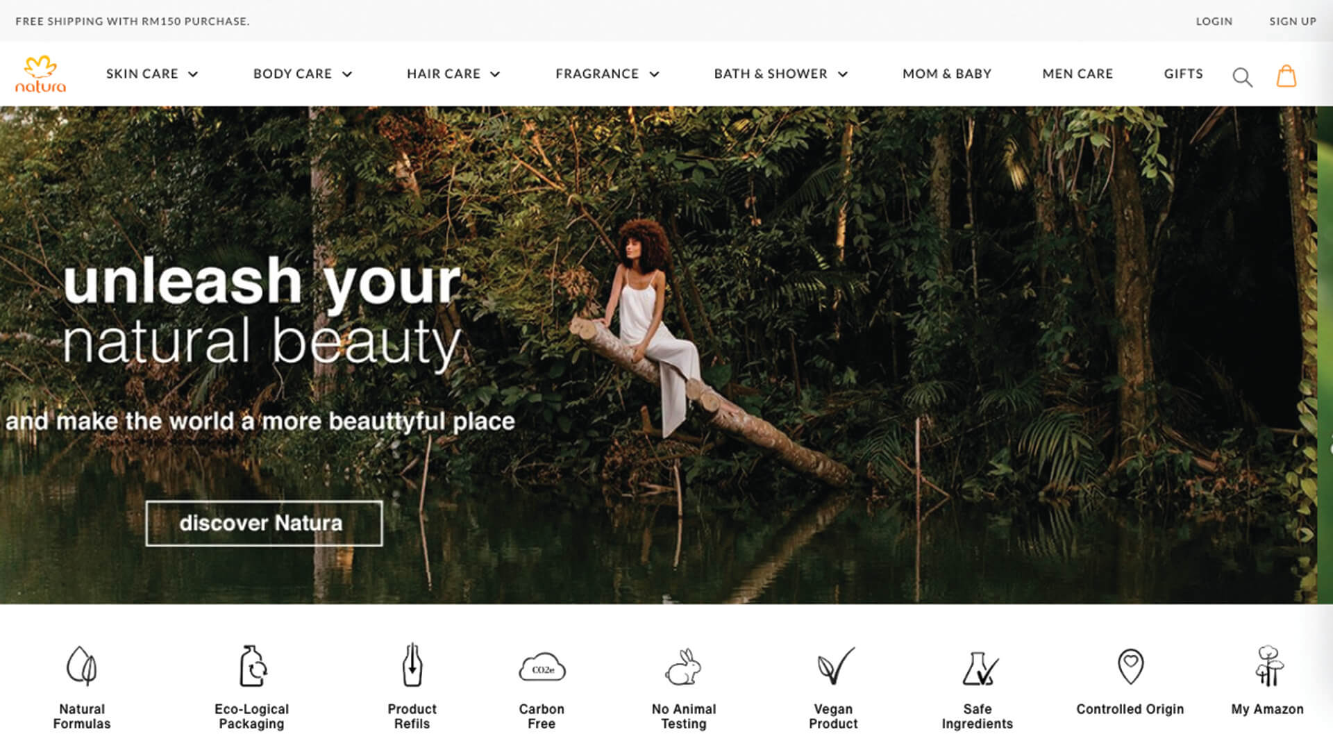 Natura - Shopify Experts