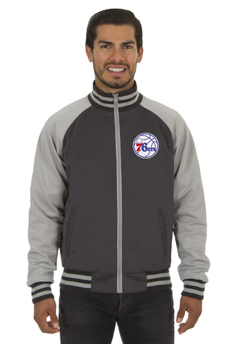 Philadelphia 76ers Reversible Track Jacket