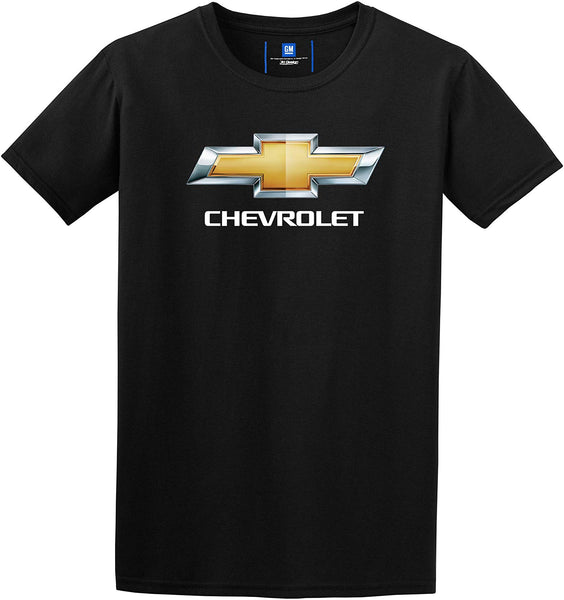 Men's Chevy Bow Tie Crew Neck T-Shirt