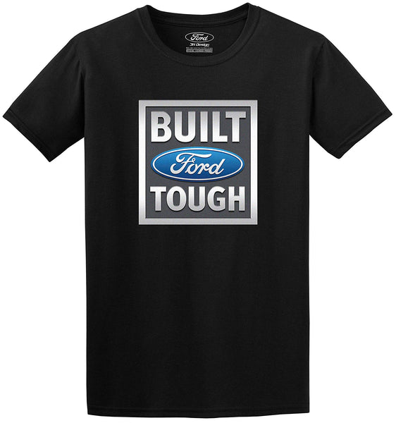 Mens Ford Built For Tough Truck Series T-Shirts
