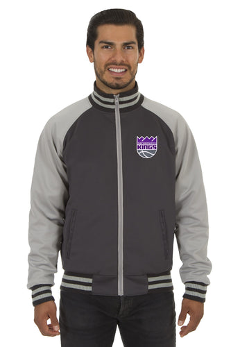 Sacramento Kings Reversible Track Jacket