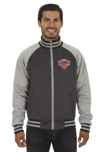 New York Knicks Reversible Track Jacket