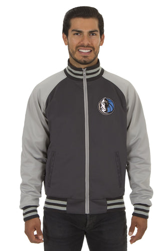 Dallas Mavericks Reversible Track Jacket