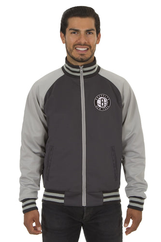 Brooklyn Nets Reversible Track Jacket