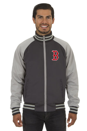Boston Red Sox Reversible Track Jacket