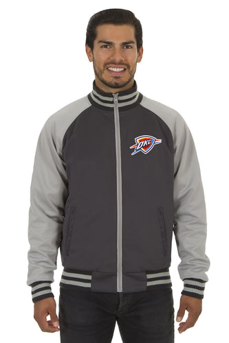 Oklahoma City Thunder Reversible Track Jacket