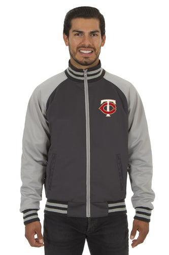Minnesota Twins Reversible Track Jacket