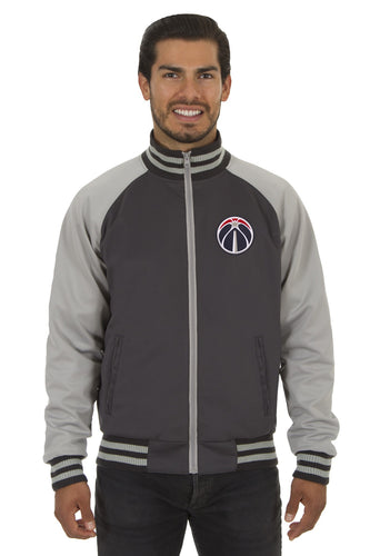 Washington Wizards Reversible Track Jacket