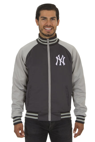 New York Yankees Reversible Track Jacket