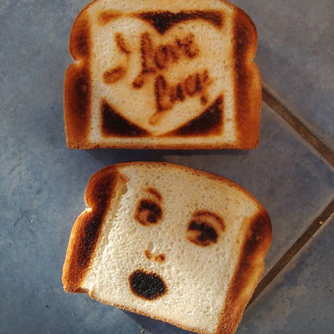 the Selfie Toaster™ ~ EU 230 Volt Version