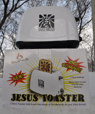 the Jesus Toaster™ ~ USA Shipping
