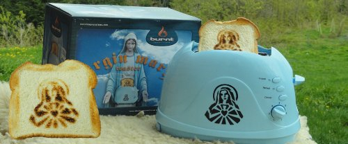 Virgin Mary Toaster